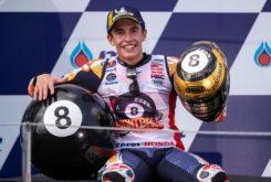 MotoGP Marc Marquez campeón 2019 Tailandia12