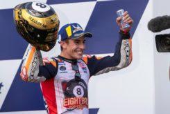 MotoGP Marc Marquez campeón 2019 Tailandia15