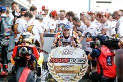 MotoGP Marc Marquez campeón 2019 Tailandia18