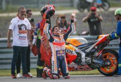 MotoGP Marc Marquez campeón 2019 Tailandia25