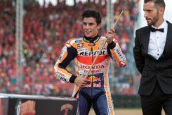 MotoGP Marc Marquez campeón 2019 Tailandia33