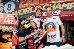 MotoGP Marc Marquez campeón 2019 Tailandia7