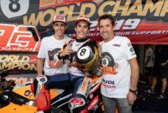 MotoGP Marc Marquez campeón 2019 Tailandia8