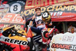 MotoGP Marc Marquez campeón 2019 Tailandia9