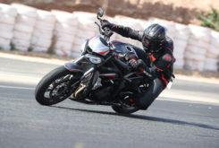 Triumph Street Triple RS 765 2020 prueba9