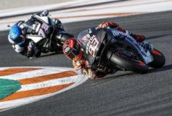 Alex Marquez Marc Marquez Test Valencia MotoGP