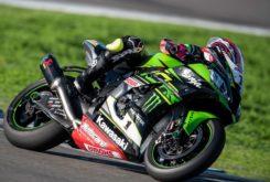 Ana Carrasco prueba Kawasaki ZX 10RR SBK Jonathan Rea (06)