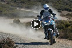Honda Africa Twin 2020 VideoPlay