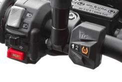 Husqvarna 701 Enduro LR 2020 control traccion