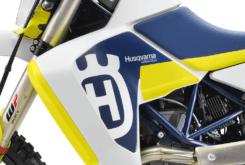 Husqvarna 701 Enduro LR 2020 deposito gasolina 25L