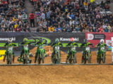 Kawasaki Team Green Cup supercross internacional barcelona
