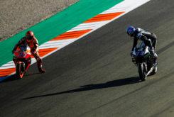 Marc Marquez Alex Marquez Test Valencia MotoGP 2019