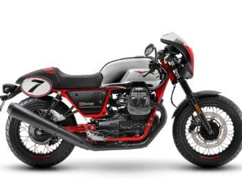 Moto Guzzi V7 III Racer 10 aniversario 20201