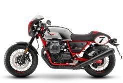 Moto Guzzi V7 III Racer 10 aniversario 20203