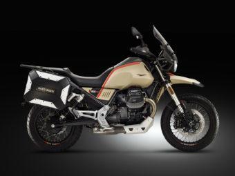 Moto Guzzi V85 TT Travel 20202