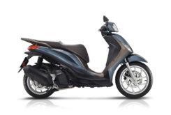 Piaggio Medley 125 150 2020 perfil azul