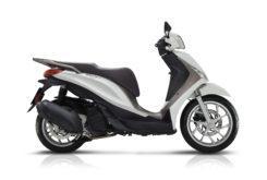 Piaggio Medley 125 150 2020 perfil blanca