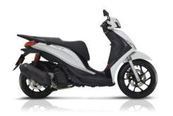 Piaggio Medley 125 150 s 2020 perfil blanco