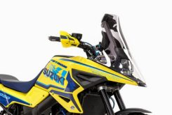 Suzuki V Strom 1050 XT Desert Express Hessler Rallye Team ppal