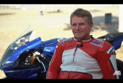 Wayne Rainey Yamaha monta moto R1
