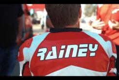 Wayne Rainey Yamaha video riding Yamaha R1