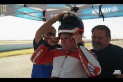 Wayne Rainey video Yamaha YZF R1