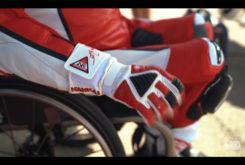 Wayne Rainey video riding Yamaha YZF R1 monta en moto