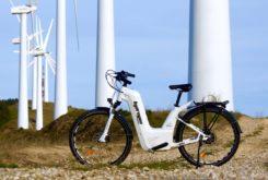 Alpha bici electrica pilas hidrogeno