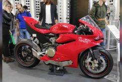 Ducati 1299 Panigale Efesto moto hibrida ppal