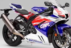 Honda CBR1000RR R 2020 Fireblade kardesign