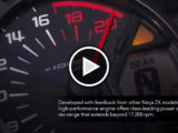 Kawasaki ZX 25R sonido