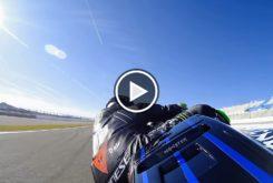 Lewis Hamilton Yamaha YZR M1 MotoGPPlay