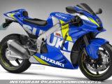 Suzuki GSX RR 1000 2021 kardesign