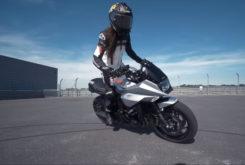Suzuki Katana Sarah Lezito stunt 03