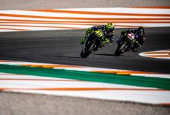 Valetino Rossi Lewis Hamilton Valencia 2019 15