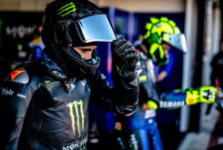 Valetino Rossi Lewis Hamilton Valencia 2019 19