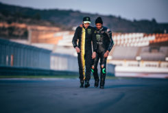 Valetino Rossi Lewis Hamilton Valencia 2019 21
