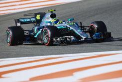 Valetino Rossi Lewis Hamilton Valencia 2019 26