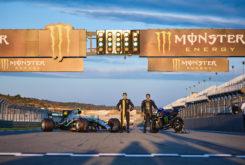 Valetino Rossi Lewis Hamilton Valencia 2019 40