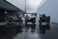 Yamaha TMAX 2020 pruebaMBK accesorios 037