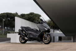 Yamaha TMAX Tech Max 2020 pruebaMBK105
