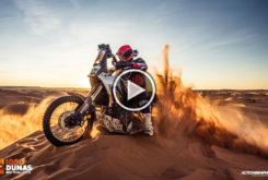 video 1000 Dunas prueba Yamaha Tenere Motorbike Magazine