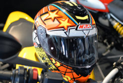 Casco NZI Fusion orange