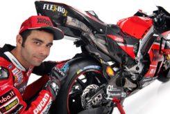 Ducati MotoGP 2020 Andrea Dovizioso Danilo Petrucci Desmosedici GP20 (18)