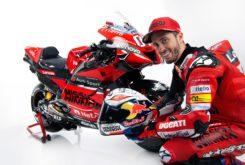 Ducati MotoGP 2020 Andrea Dovizioso Danilo Petrucci Desmosedici GP20 (72)