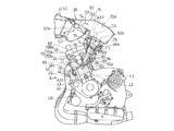 Kawasaki doble inyeccion turbo motor patente