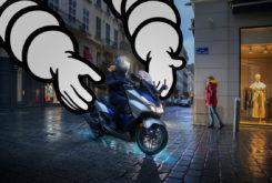 Michelin City grip 2 lluvia
