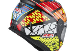 NZI Fusion Flechas Black White Yellow 2