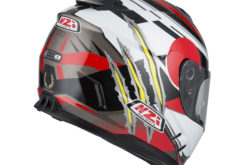 NZI Fusion Garras Antracite White Red 2