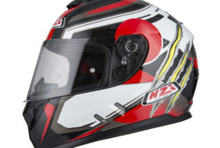 NZI Fusion Garras Antracite White Red